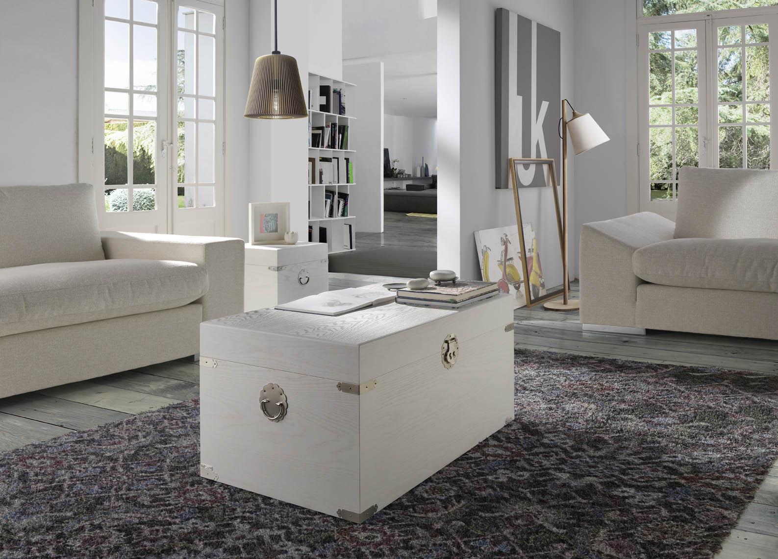 baules como muebles auxiliares Casanova Gandia