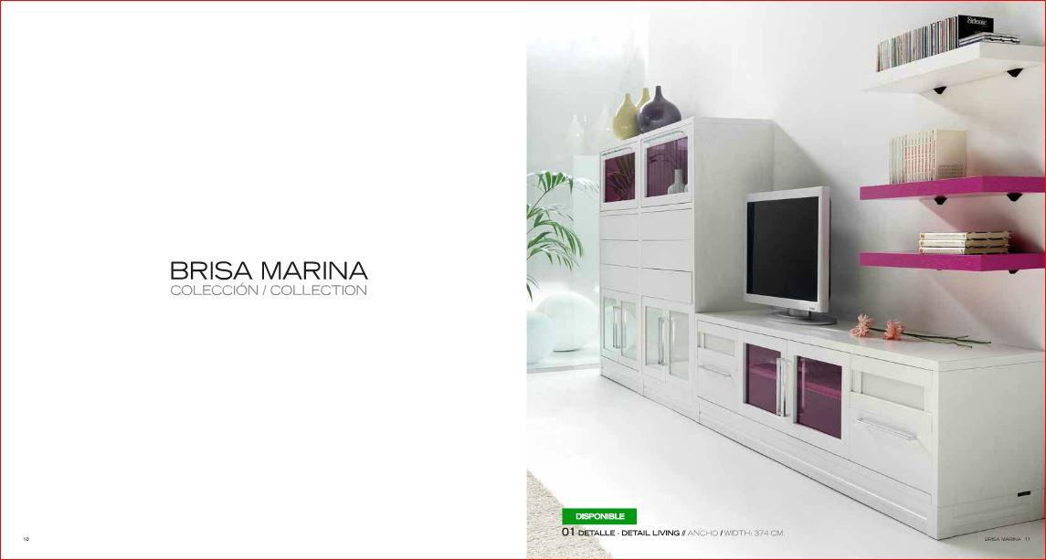 Brisa Marina de la página 3 a la 50 de este catálogo muebles.