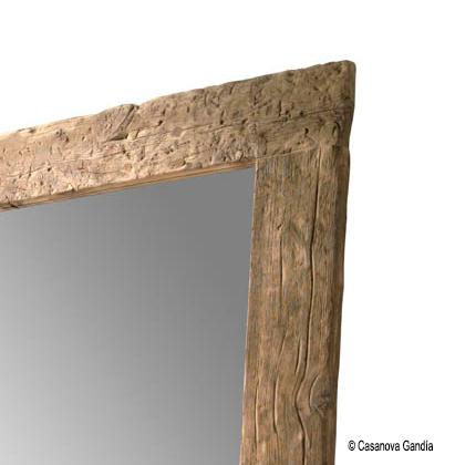 Casanova Gandía detalle espejo probador