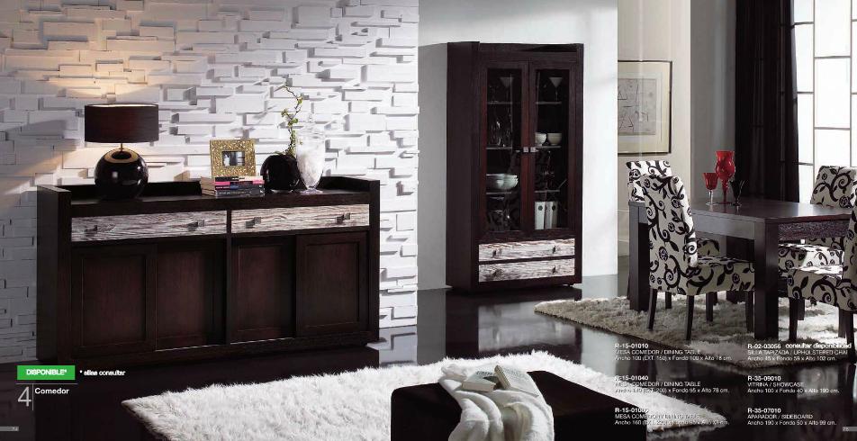 Muebles de sal n y dormitorio con el dise o atemporal que - Muebles casanova catalogo ...
