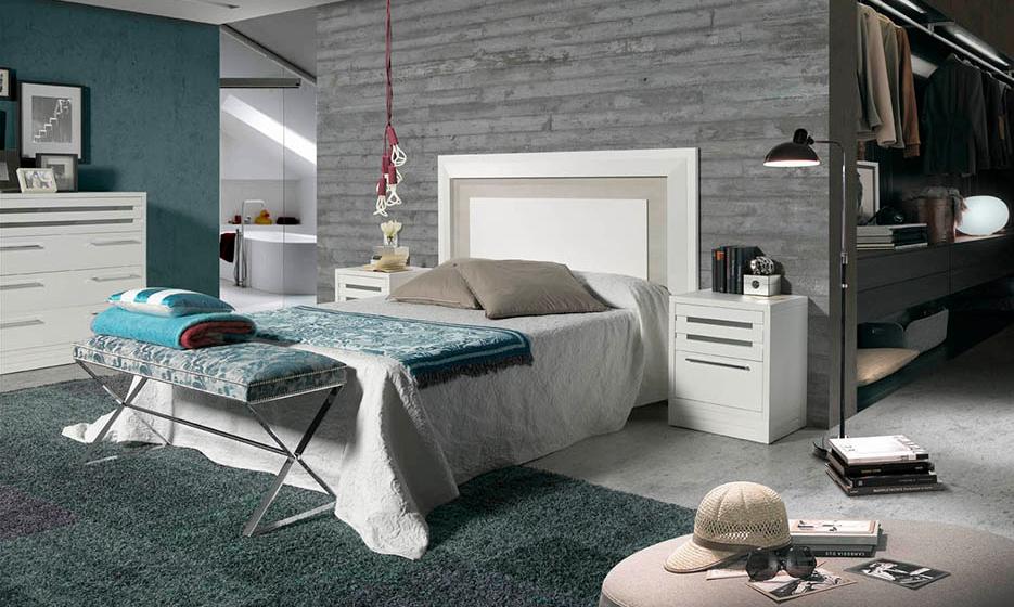 Dormitorio Suspirarte Ciega a Citas de Natalia