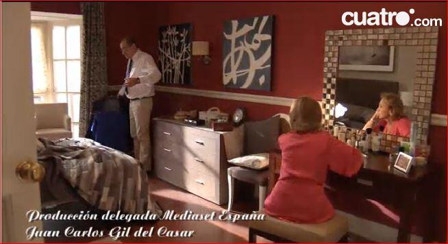 Ciega a Citas, dormitorio Casanova Gandia