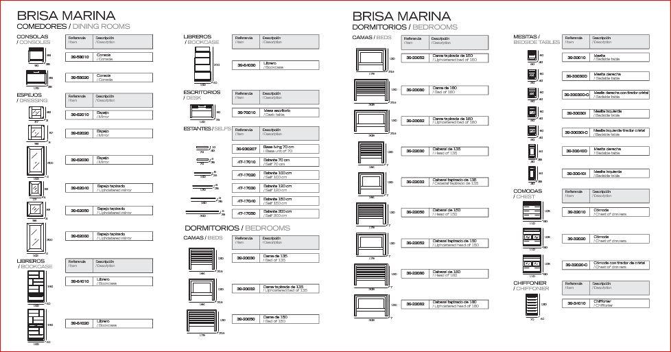 1 brisa marina catalogo de muebles para profesionales