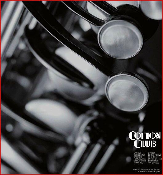 Colección Cotton Club