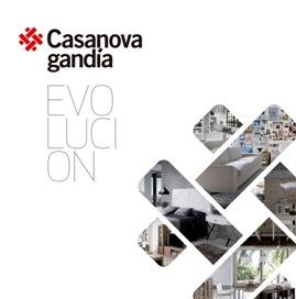 Portada catálogo evolución