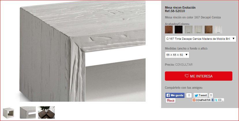 Los muebles de ciega a citas ra l y ana en una habitaci n - Muebles casanova catalogo ...