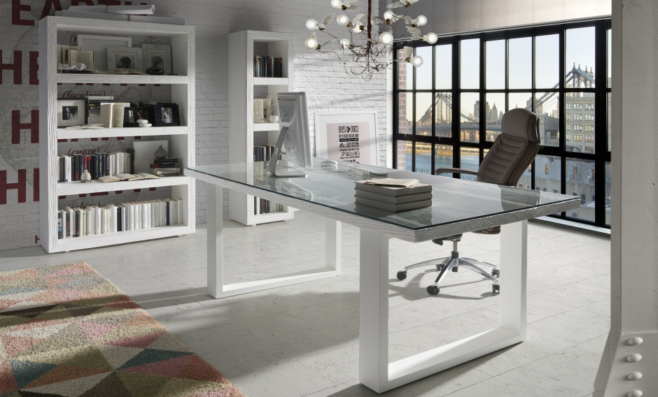 mesas de oficina casanova gandia - Decoracion Despachos