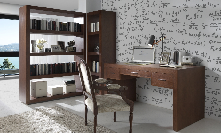 La tarea nada f cil de decorar el despacho de tu casa for Como decorar mi despacho