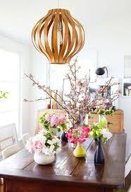 decoracion mesa con flores