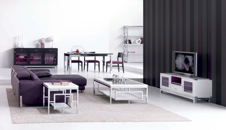 Mesas de centro para decorar tus salones - Mesas de libro para salon ...