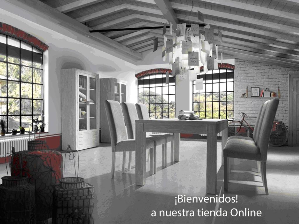 Tienda online muebles